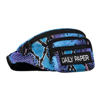 Daily Paper Blue Snake Gabi Bag