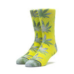 HUF Tie-Dye Leaves Plantlife Socks
