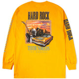 The Hundreds x Hard Rock Souvenir City L/S Tee