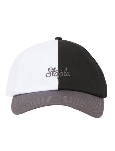 Staple Pigeon Split Twill Cap