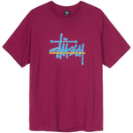 Stussy International Tee (Wine)