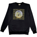 Brown History Sweatshirt (Black)