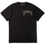 The Hundreds Tackle Tee (Black)