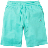 Staple Pigeon EMBD Sweatshorts (Teal)
