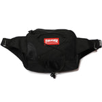 Thrasher Hometown Ripstop Waist Bag (Black)