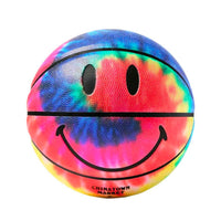 Chinatown Market Smiley Basketball Tie Dye