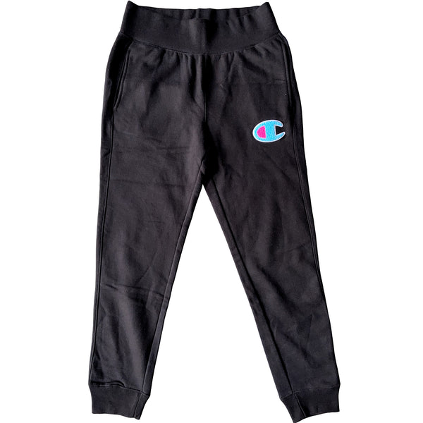 Champion Reverse Weave Jogger Pants (Black)