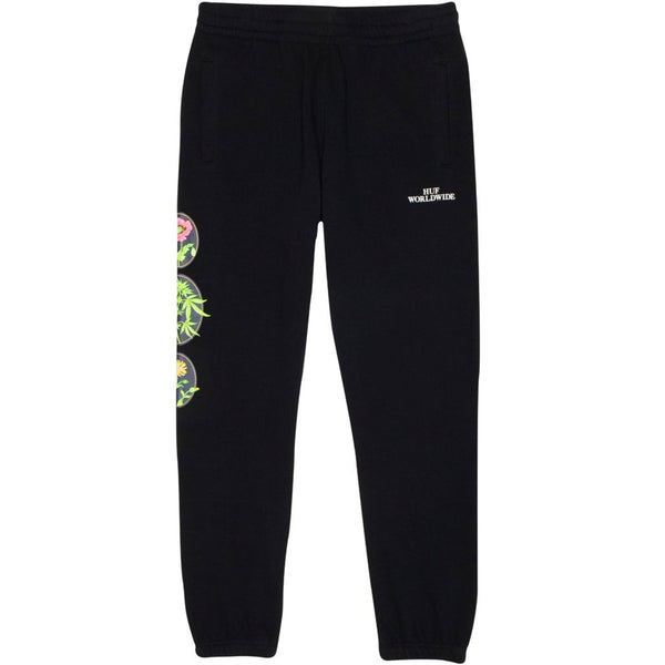 HUF Wild Flowers 2 Fleece Track Pant