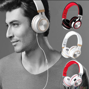 Super Bass Headset Foldable