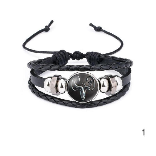 Game of Thrones Leather Bracelet