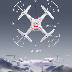 Drone With Camera Hd Remote Control Helicopter 6-Axis Gyroscope