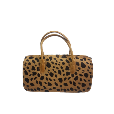 Dune - Animal Print Leather Handbag (Pre-Loved), Londress