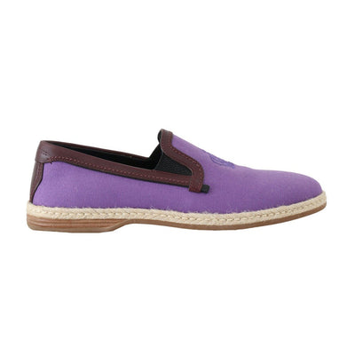 Dolce & Gabbana - Purple Loafers, Londress