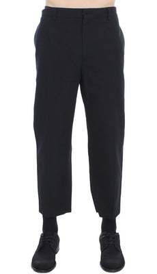 Dolce & Gabbana - Black 3/4 Length Casual Pants, Londress
