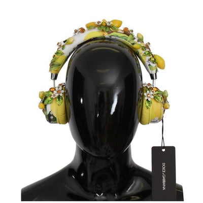 Dolce & Gabbana - Crystal Embellished Wireless Headphones | Londress