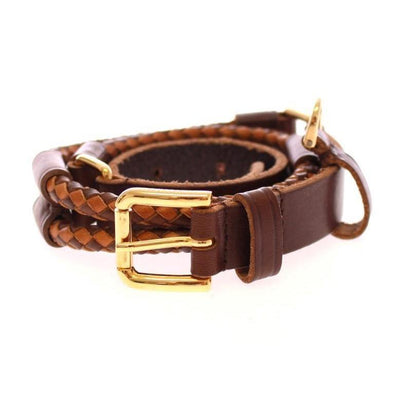 Dolce & Gabbana - Brown Leather Belt, Londress
