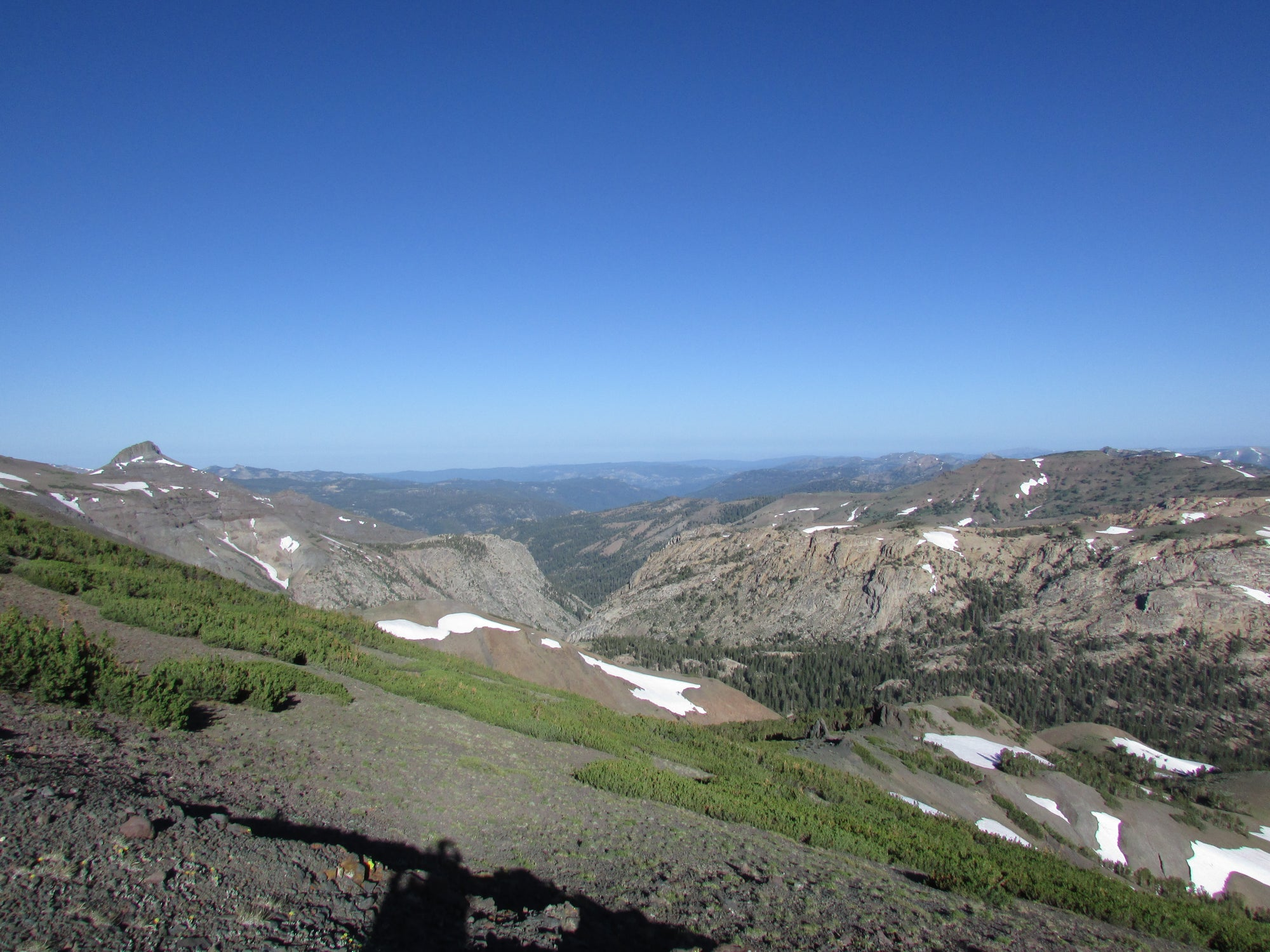 Emigrant Wilderness Fastpack