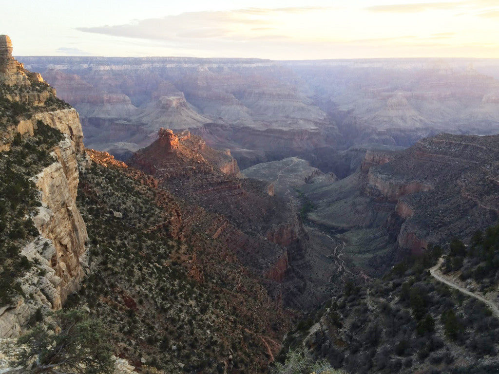 Tips for Running the Grand Canyon R2R2R