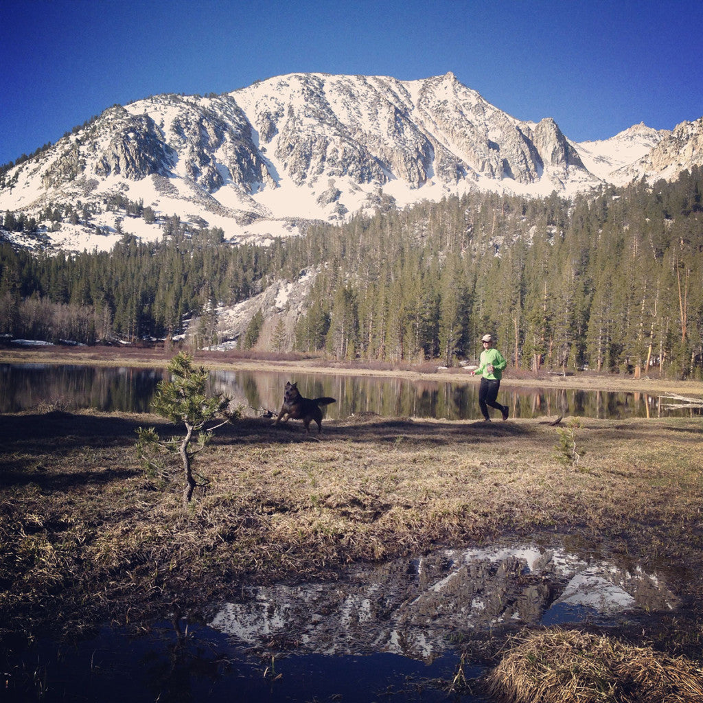 Grass Lake Loop: A Great Early Season Mountain Run for Athletes Getting Back In Shape