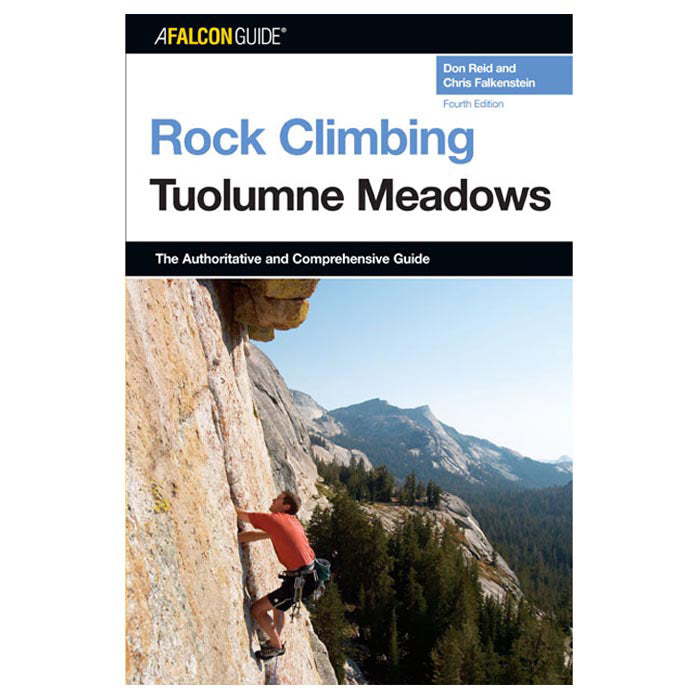 Rock Climbs of Tuolumne Meadows