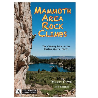 Mammoth Area Rock Climbs
