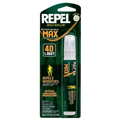REPEL SPORTSMEN MAX PEN 40%