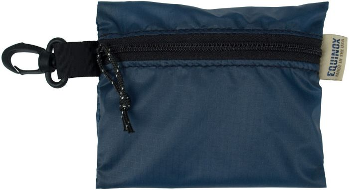 An Ultralight Marsupial Pouch that is blue