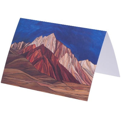 Eastern Sierra Greeting Cards