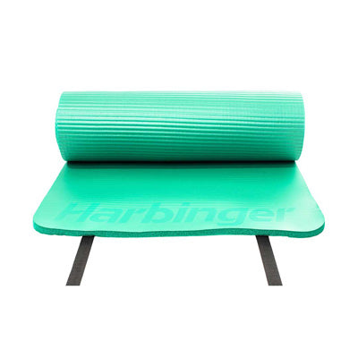 "DuraFoam Ribbed Yoga Mat (5/8"")"