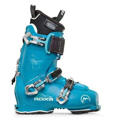 Roxa Women's R3 W 105 tour and freeride ski boot.