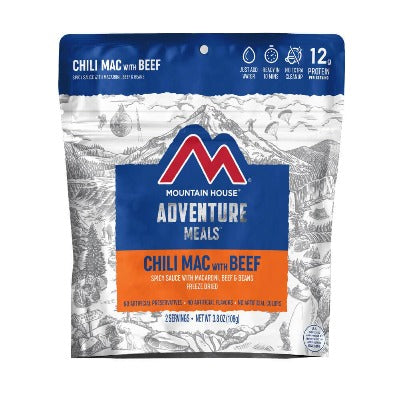 Mountain House Adventure Meals