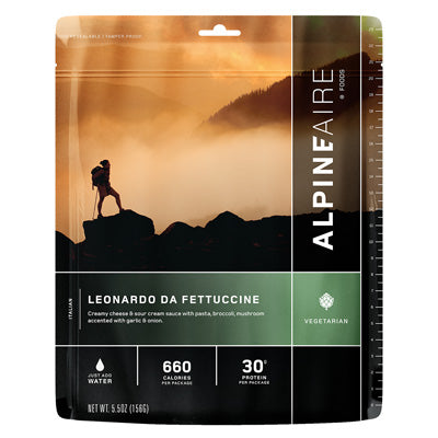 ALPINEAIRE Backpacking Meals