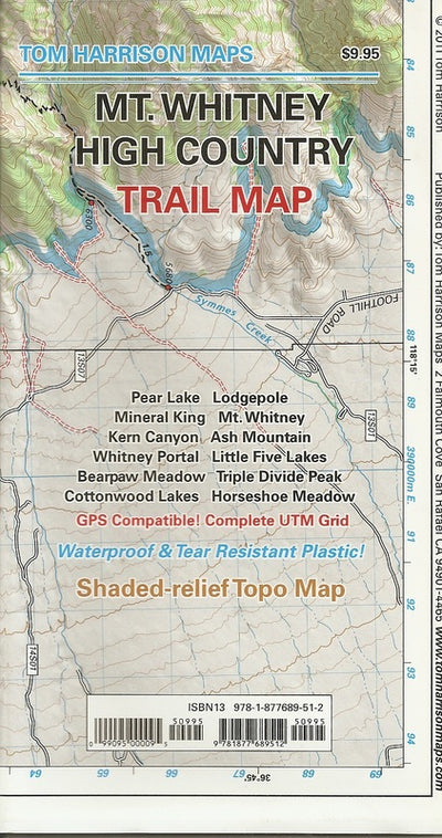 Tom Harrison Maps