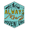 Always the Adventure Stickers