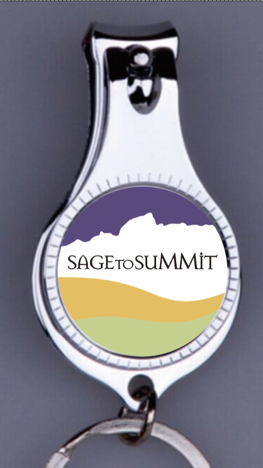 Sage to Summit Nail Clippers