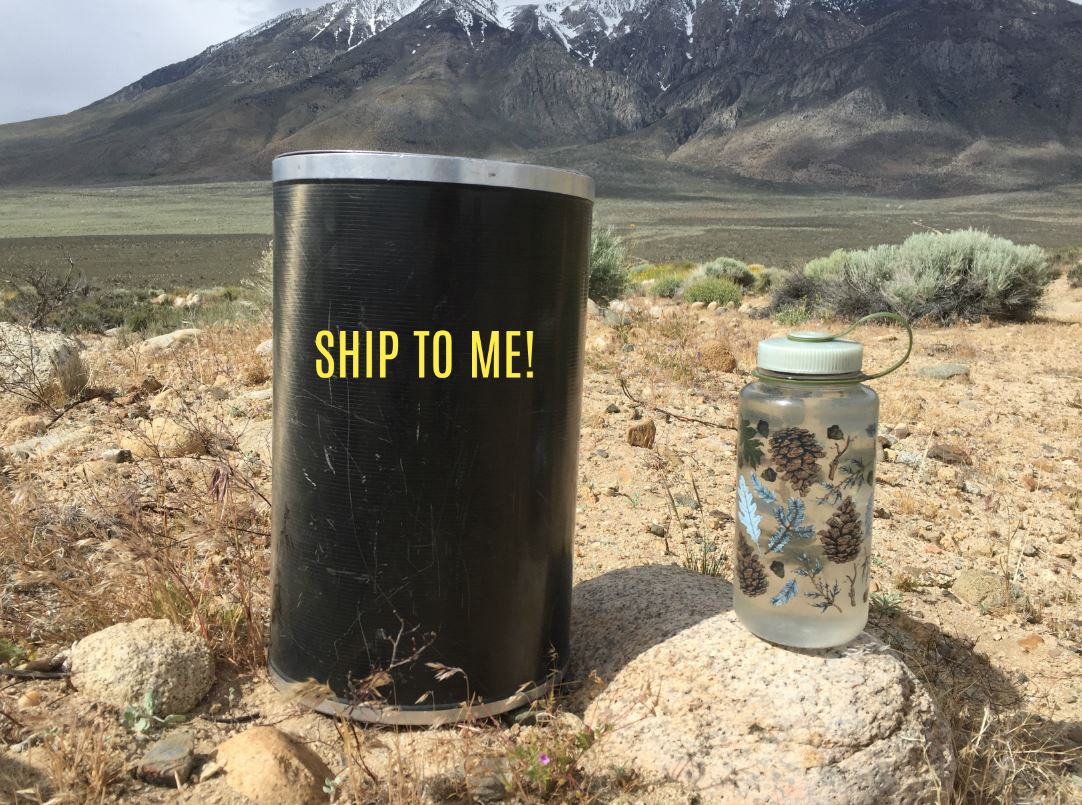 Expedition Bearikade Canister Rental: Ship to Me