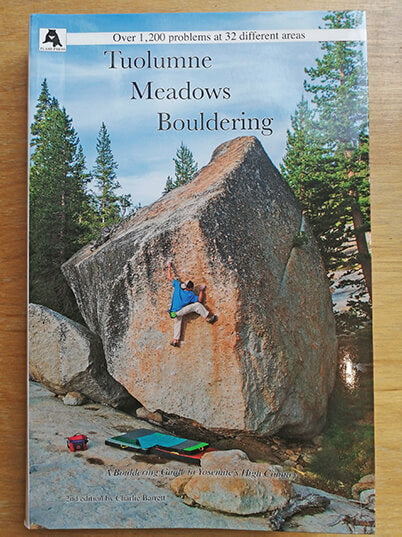 Tuolumne Meadows Bouldering 2nd Edition