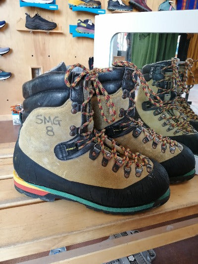Used La Sportiva Mountaineering Boots (US size 8)