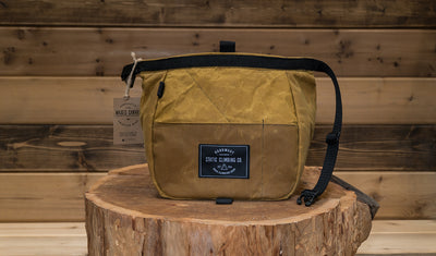 Waxed Canvas Bucket