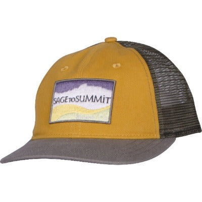 Sage to Summit Trucker Hat