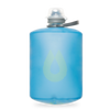 Hydrapak Stow Waterbottle 500mL Tahoe Blue  Front View