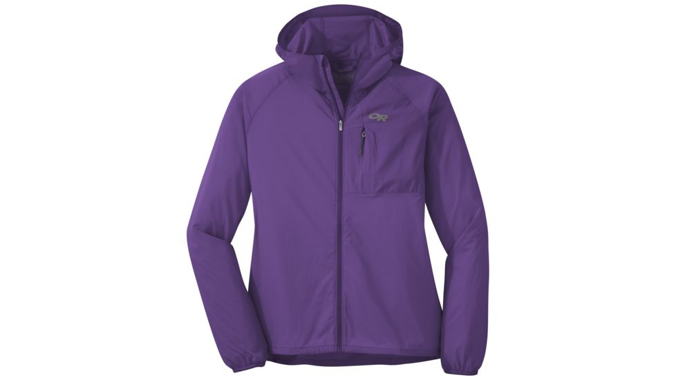 Tantrum II Hooded Jacket-Women