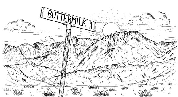Buttermilk Road Shirt