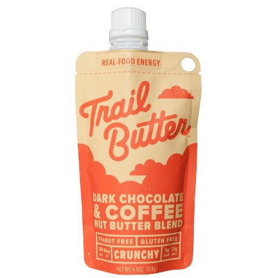 Trail Butter Dark Chocolate & Coffee 4.5 oz.