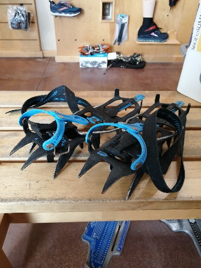 Used AustriAlpin Crampons