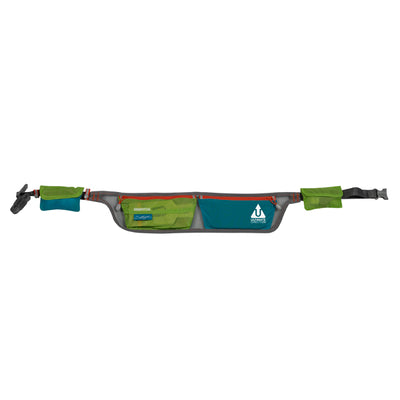 Ultimate Direction Jurek Essential Waist Belt – Citron/Teal