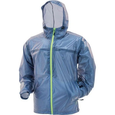 Frogg Togg Blue Lighweight Rain Jacket