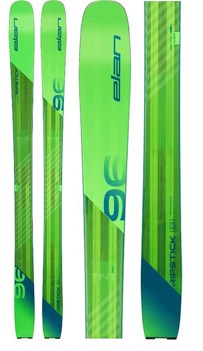 Elan Ripstick 94/96 Backcountry Ski Rental