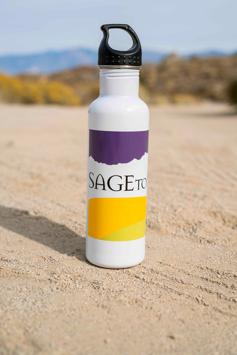 Sage to Summit Water Bottle