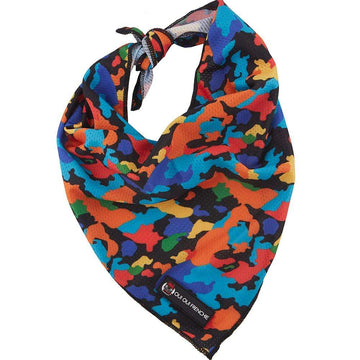 Oui Oui Frenchie Bandanas Oui Oui Frenchie Bandana - Colorful Camo